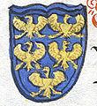 Wappen Salzburger Erzbischöfe Konrad II von Babenberg.jpg