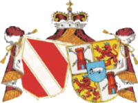 Wappen Thurn und Taxis mit Schönburg-Glauchau.png