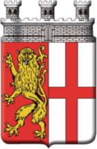 Coat of arms of the city of Vallendar