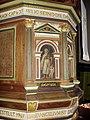 Warnemünde Kirche Kanzel Detail.jpg