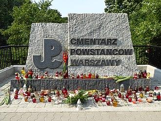 Warsaw Insurgents Cemetery - Warsaw Insurgents Cemetery