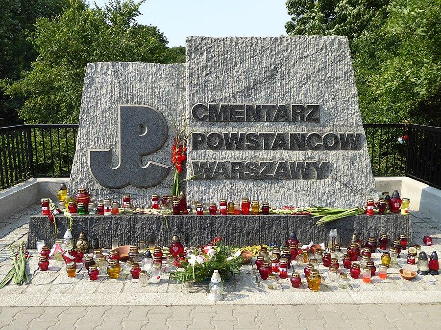 Warsaw Insurgents Cemetery