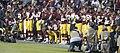 Washington Redskins National Anthem Kneeling (37301887651) (cropped).jpg