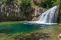 Waterfall Trail on Fossil Creek (29471540094).jpg