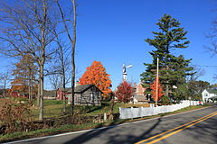 Waterloo Township Michigan Farm Museum.JPG