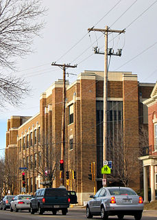 Wauwatosa East High School