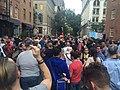 WeAreOrlando Vigil outside the Stonewall Inn, New York, June 13, 2016 (27659676155).jpg