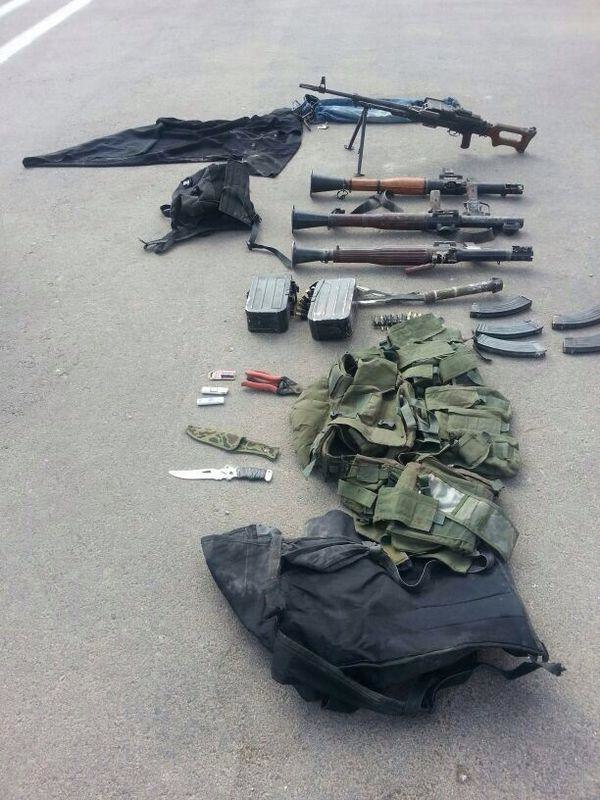 Weapons Seized in Operation Protective Edge (14690366364)