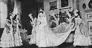 Bless the Bride - Lucy Willow and sisters prepare for the wedding