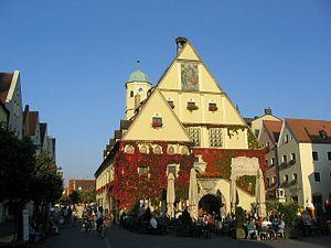 Weiden in der Oberpfalz - Old Town Hall
