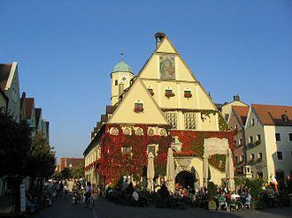 Weiden in der Oberpfalz - Old Town Hall