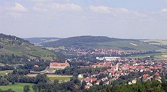 Weikersheim - Weikersheim in Taubertal