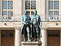 Weimar - 2016-09-22 - Goethe-Schiller-Denkmal (002).jpg