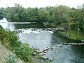 Weirs on the river Tawe - geograph.org.uk - 588934.jpg