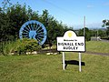 Welcome to Bignall End - geograph.org.uk - 871413.jpg