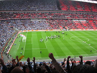 2011 FA Cup Final - After the semi-final against Manchester United, which Manchester City won 1–0 to secure a place in the 2011 final.