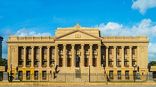 Old Parliament Building, Colombo