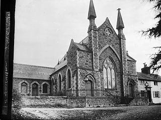 Wesleyan chapel, Llanfair Caereinion