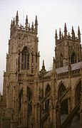 York Minster - Wikipedia, the free encyclopedia