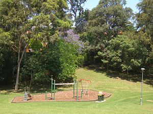 Denistone West, New South Wales - West Denistone Park