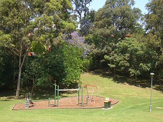 Denistone West, New South Wales Suburb of Sydney, New South Wales, Australia
