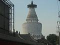 White Dagoba temple - Beijing - 2010.jpg