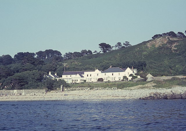 White House Hotel, Herm 1968 - geograph.org.uk - 85