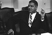 Whitney Young at White House, January 18, 1964.jpg