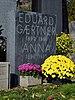 Wiener Zentralfriedhof - Gruppe 40 - Grab von Eduard und Anna Gärtner - II.jpg
