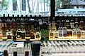 Wiesbadener Nassauer-Hof Bar Whisky.JPG