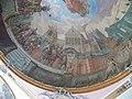 Wiggensbach St Pankratius Kuppelgemälde Esther vor Ahasver 3.jpg