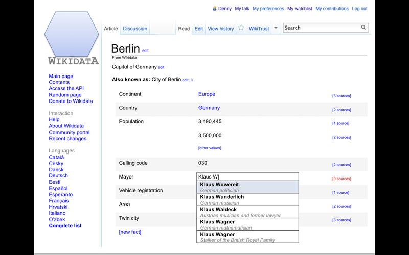 Wikipedia entwickelt eine Art offenes Content-Management-System für die ganze Welt