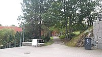 Wikimania 2019 Day 01 - Going to Aula Magna 02.jpg
