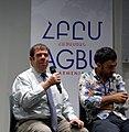 Wikimedia 2030 Strategy Armenian Forum, ArmAg (10).jpg