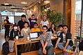 Wikimedians Meeting in Hsinchu, March 2014.jpg