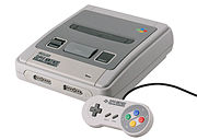 Original PAL Super Nintendo Entertainment System