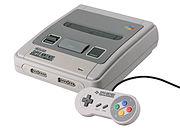 Sistema di intrattenimento PAL originale Super Nintendo