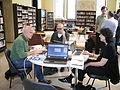 Wikipedia at Jefferson Market Library 3.JPG