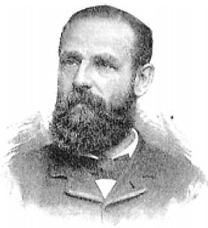 William Buckingham Curtis - Bill Curtis (circa 1870)