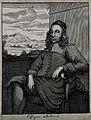 William Leybourn. Line engraving, 1669. Wellcome V0003539.jpg