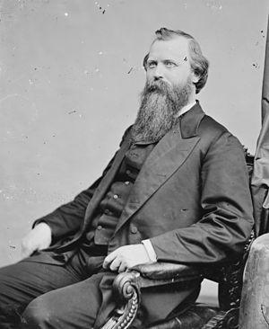 William Morris Stewart - Image: William M. Stewart Brady Handy