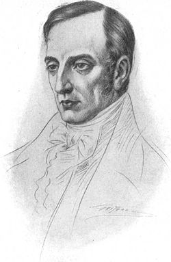 William Wordsworth (Benjamin Haydon portréja, 1842)
