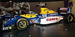 Williams FW15C left 2017 Williams Conference Centre.jpg