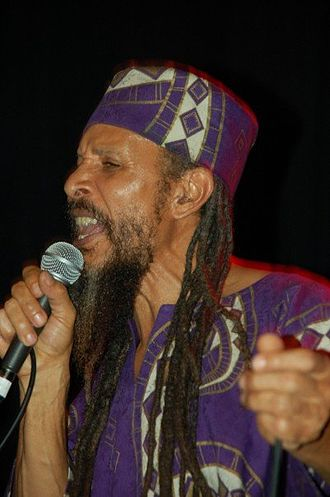 Willi Williams - Willi Williams performing at the 2007 Winnipeg Ska and Reggae Festival