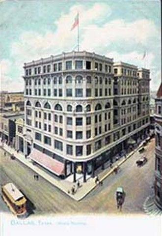 Wilson Building (Dallas) - Image: Wilson Building