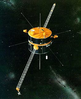 <i>Wind</i> (spacecraft) NASA satellite