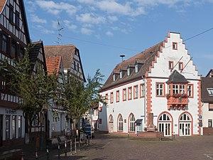 Nidderau - Image: Windecken, het stadhuis foto 7 2016 08 11 09.06