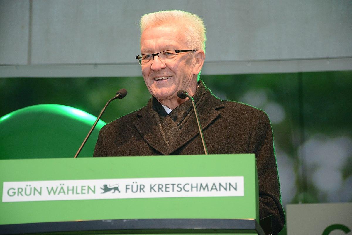 Kabinett Kretschmann II –
