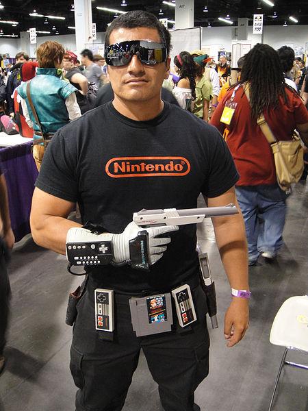 File:Wizard World Anaheim 2011 - Nintendo Man (5674467995).jpg