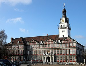 Augustus William, Duke of Brunswick-Lüneburg - Wolfenbüttel Castle